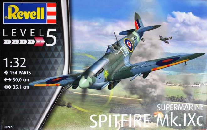 Revell-Supermarine-Spitfire-Mk.IXc-in-1-32-bouwpakket